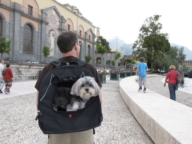 Roma Hiking in Italy 2